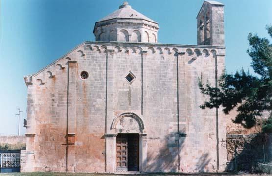 Abbazia di San Leonardo in Lama Volara, Manfredonia (Foggia)