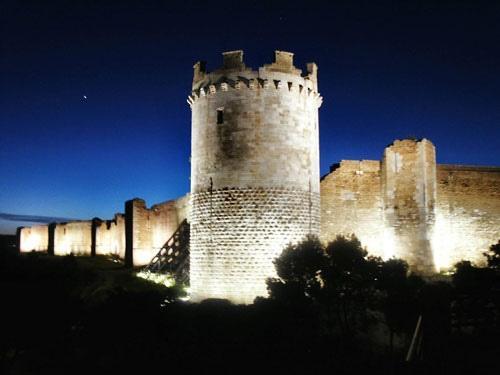 Fortezza svevo angioina, Lucera (Foggia)
