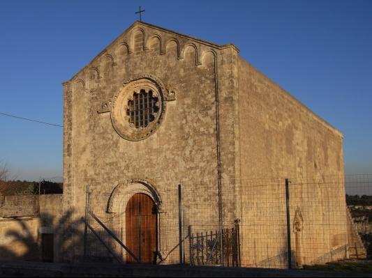 Chiesa Santa Maria della Luce, Castellaneta (Taranto)