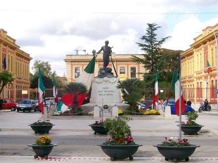 Monumento ai Caduti, Torremaggiore (Foggia)