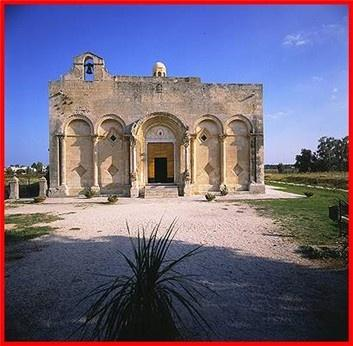 Basilica Santa Maria Maggiore di Siponto, Manfredonia (Foggia)