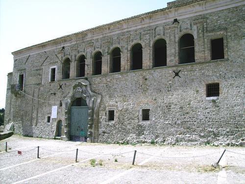 Abbazia Santa Maria Pura, Vico del Gargano (Foggia)