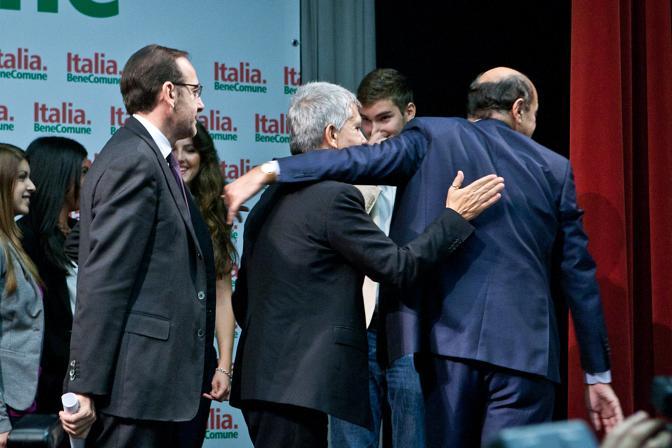 13-10-2012: Roma, la presentazione della Carta d'intenti per il bene comune