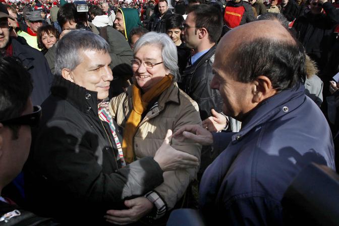27-11-2010: Roma, Cgil manifestazione nazionale «Il futuro e dei giovani e del lavoro»