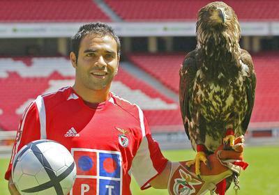 Fabrizio Miccoli al Benfica