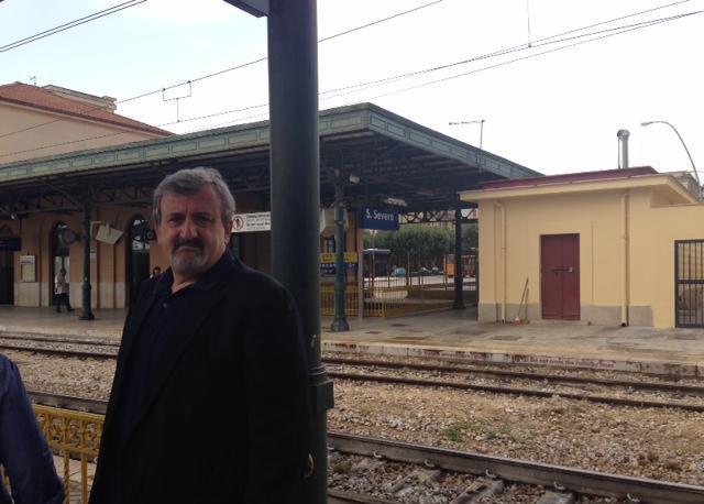 Alla stazione di San Severo