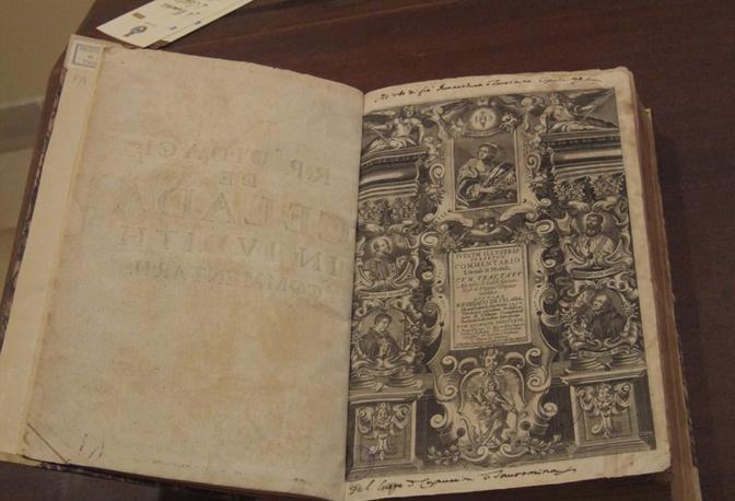 Documenti antichi