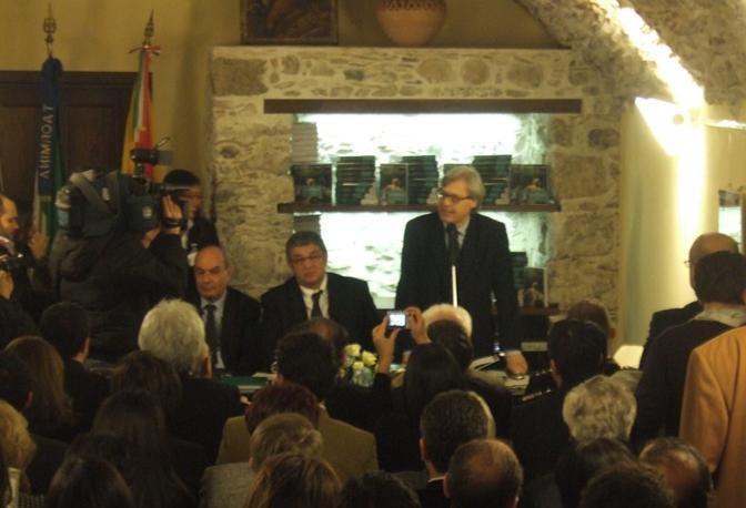 Serata inaugurale dell'Archivio Storico di Taormina