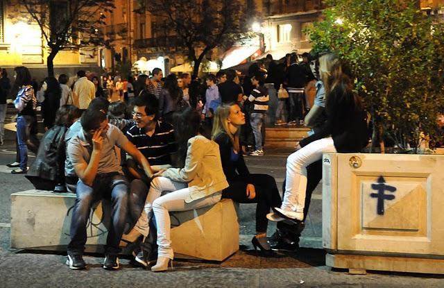 Controlli nella movida catanese, diversi gli arresti$
