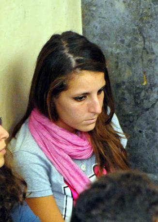 Il dolore dei compagni di scuola di Carmela Petrucci