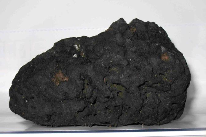 Palermo trovato meteorite da una bambina for Meteorite milano
