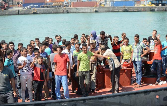Immigrati, in Sicilia è ormai sbarco totale$