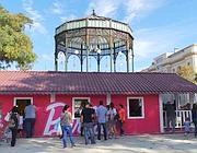 La casa di barbie in villa comunale con buona pace del for Corriere della casa