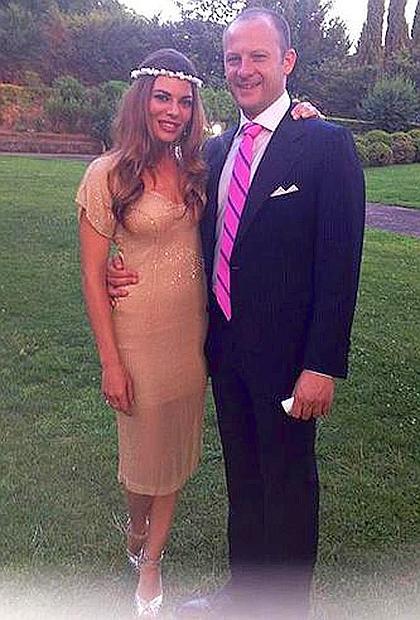 Claudia ruffo sposa cirino pomicino nozze tra l 39 attrice e il nipote del politico corriere del - Diva mia napoli ...