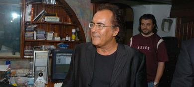 Al Bano scuote i politici�In campo per la Puglia�