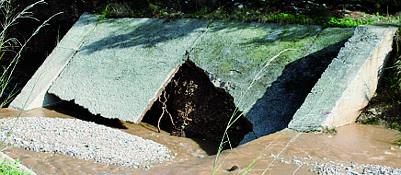 Dissesto idreogeologico in Puglia,pi� di un miliardo per la sicurezza|I luoghi
