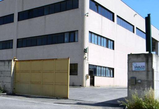La sede dell'Ecologia Iavazzi