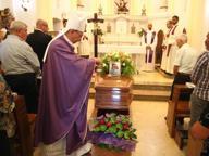 Sisma, a Crispiano celebrati i funerali di suor Anna morta ad Amatrice