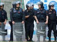 Per Italia-Francia una task force di carabinieri anti terrorismo
