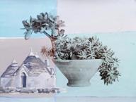 Valle d'Itria, l'arte modernizza il trullo
