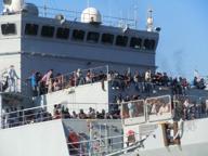Migranti, papà libico affronta viaggio per curare la figlia malata di tre anni