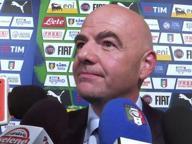 Italia-Francia un momento storico Infantino: rivedremo ancora il Var