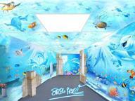Un mega acquario per i piccoli pazienti oncologici: l'artista Irilli dipinge il bunker di radioterapia