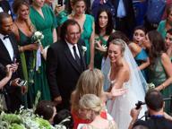Le nozze di Cristel, la figlia di Al Bano Parata di vip a Lecce: 500 invitati