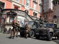 Ruotolo: i soldati per strada costano Meglio puntare sulle indagini