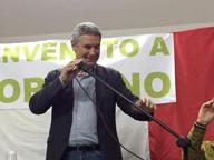 Referendum, Renzi a LecceI dissidenti aspettano Emiliano