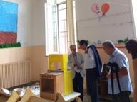 Barletta, crolla soffitto in un'aula Cascella: «Ora la messa in sicurezza»