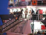 Profughi, un altro sbarco a Taranto Su 581 erano 118 donne e 123 minori