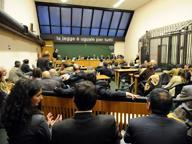 Palazzo di Giustizia, barellieri al posto dei cancellieri: è rivolta