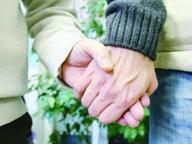 Giuseppe e Mino sposi in Comune La prima unione civile a Lecce