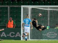 Palermo-Napoli 0-3, prima Hamsik Poi doppietta di un super-Callejon