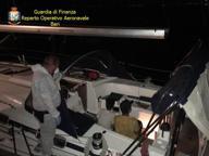 Otranto, soccorsi 62 migranti Individuati e fermati due scafisti