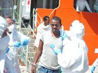 Brindisi, in arrivo 392 immigrati Nave alla banchina di Sant'Apollinare