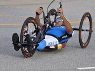 Paralimpiadi, pioggia d'oro per l'Italia: trionfa il pugliese Mazzone
