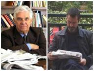 Il vecchio e il giovane, Riccardo Brun ricorda Ermanno Rea