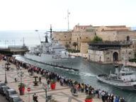 Taranto, scandalo tangenti in Marina Arrestata anche una donna