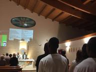 Migranti in chiesa in Puglia, le preghiere tradotte in inglese