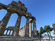 Paestum porte aperte, si entra nel tempio di Athena