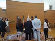 Unioni civili, la prima volta di Bari Decaro celebra nozze tra due uomini