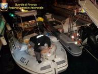 Droga, intercettato gommone nel canale d'Otranto, due arresti
