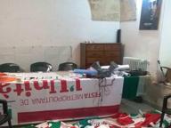 Devastata sede del Pd ad Altamura «Atti gravissimi, siamo indignati»