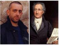 """Montesano incontra Goethe, Carpentieri legge """"I miei giorni a Napoli"""" edito da Dante&Descartes"""