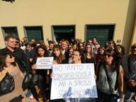 Scuola, prof vincitori di concorso ma senza cattedra protestano a Napoli