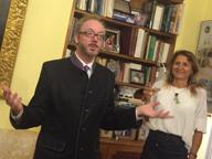 Dalle gouaches ai contemporanei Mr.Twist a Napoli parla di bellezza