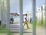 Rissa tra migranti nel Cara di Bari sette contusi, ferito un finanziere