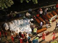 Bus in scarpata, nel processo restano 20 parti civili